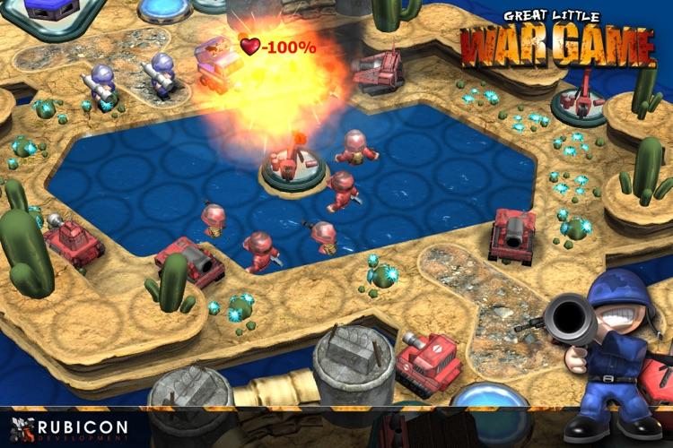 Great Little War Game screenshot-3