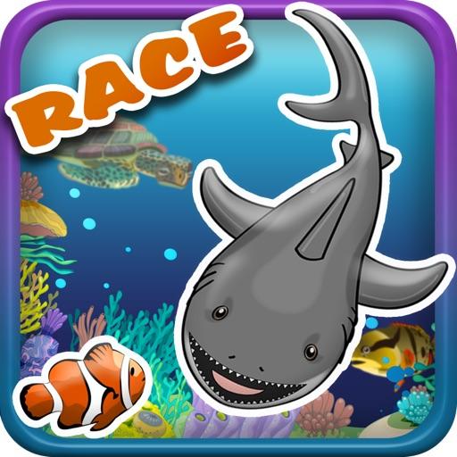 Attack  Sharks Ocean Adventure Race Game - Full Version
