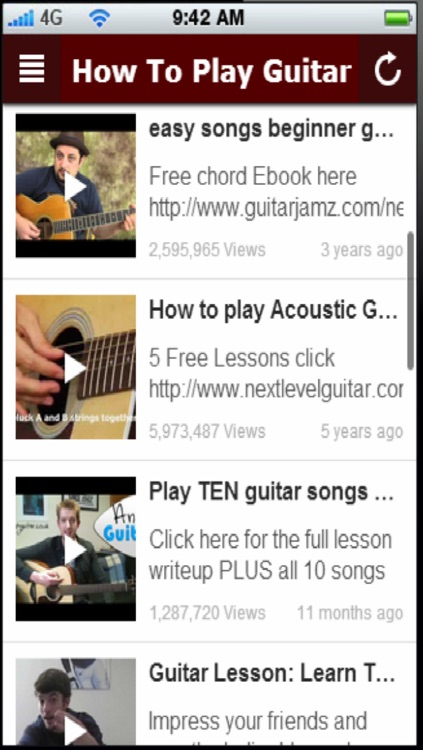 How To Play Guitar: Learn How To Play Guitar Easily screenshot-3