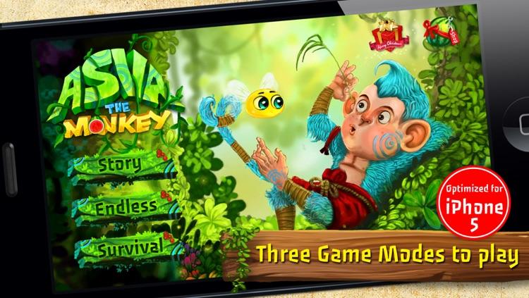 Asva The Monkey HD screenshot-4