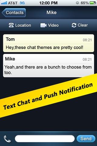 Talkx GTalk Video Call, Google Voice Phone Call+SMS screenshot-4