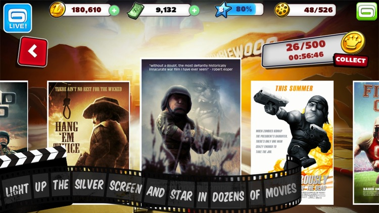 Zombiewood - Guns! Action! Zombies! screenshot-3