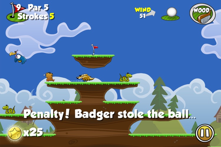 Angry Gophers screenshot-4