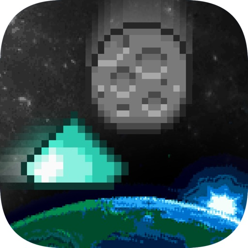 Space Fall - Protect Earth