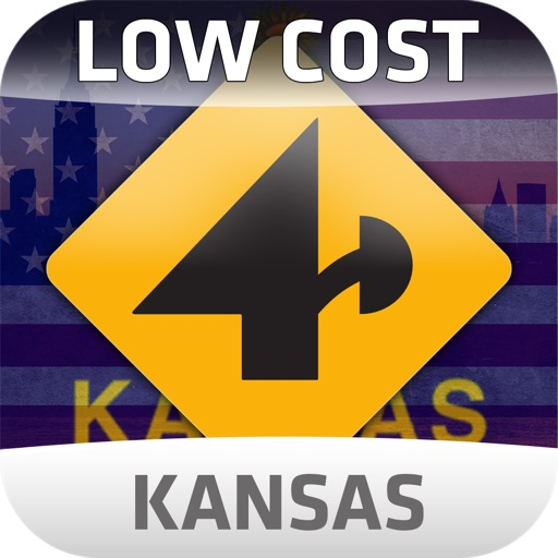 Nav4D Kansas @ LOW COST icon