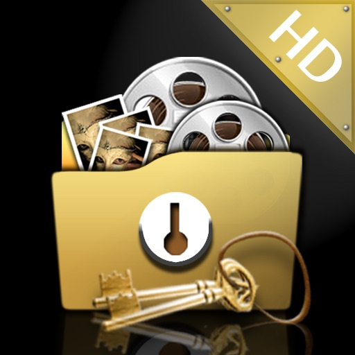 Secure My Privacy HD (Lock Everything Safe With Password Pro) icon