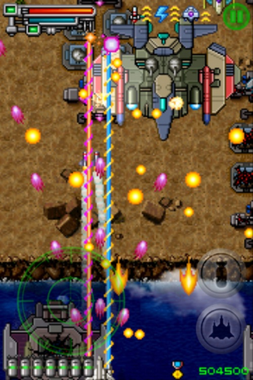 Mech Striker screenshot-4
