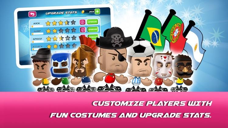 World Soccer Striker screenshot-4