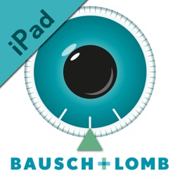 Contact Lens Toric eyeApp by  Bausch & Lomb (for iPad)