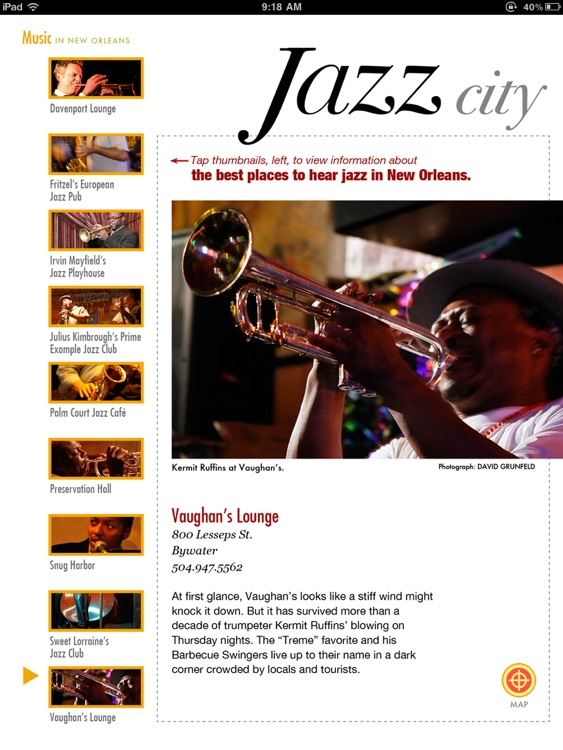 New Orleans: The Ultimate Insider's Guide to the Crescent City screenshot-4