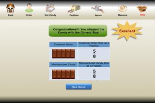 CandyFactory Educational Game screenshot three