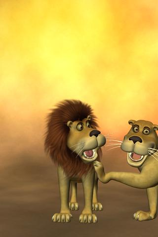 Talking Luis Lion screenshot four