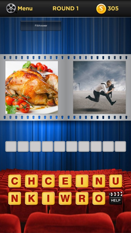 What's the Word 4 - Guess The Movie