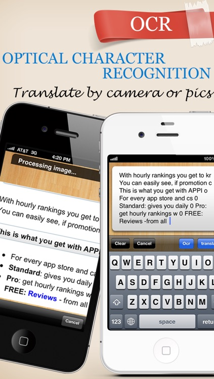 iTranslator -- Voice & Text & Pics Translator screenshot-3