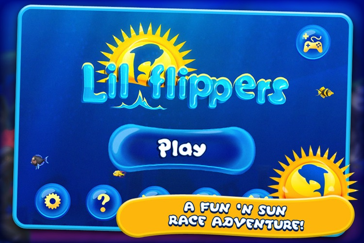 Lil Flippers screenshot-0