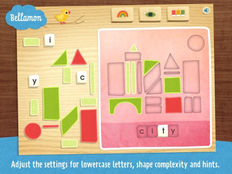 Shape-O ABC's screenshot-3