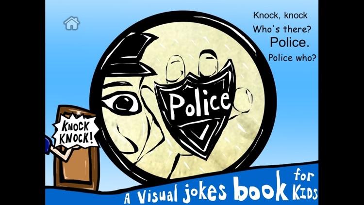 Knock Knock Jokes Read-Along