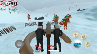 Aaargh! Santa vs Zombie Pirates-2