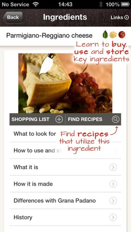 Cook With Grazia: Quick Italian Recipes screenshot-4