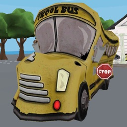 Cartoon Car Parking 3D