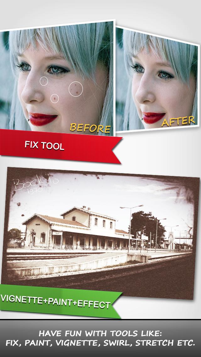 PhotoNova+ 2 - Photo Editor with Selective FX & Lasso screenshot four