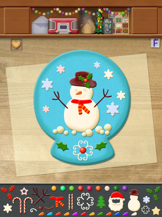 Bakery Shop: Easter Cookies screenshot-3