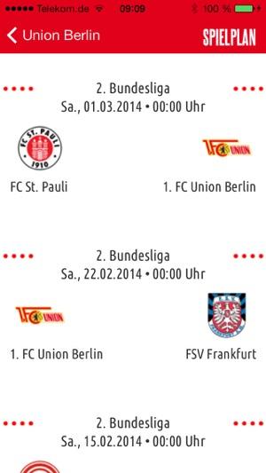 1 Fc Union Berlin On The App Store