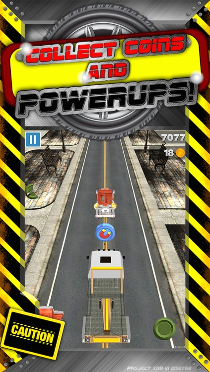 Awesome Tow Truck 3D Racing Game by Fun Simulator Games for Boys and Teens FREE screenshot-3