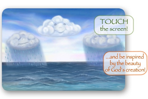 Bible Stories for Children - How God Created The World screenshot-3