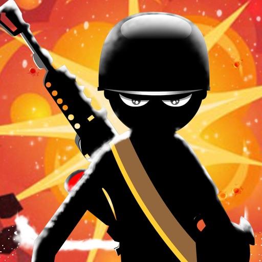 Army Winter Sniper Assassin - Commando Warfare Edition