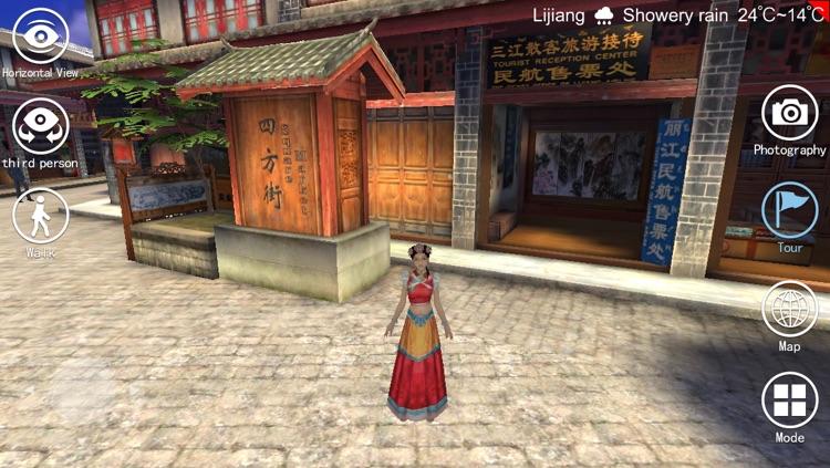 3D Lijiang screenshot-4
