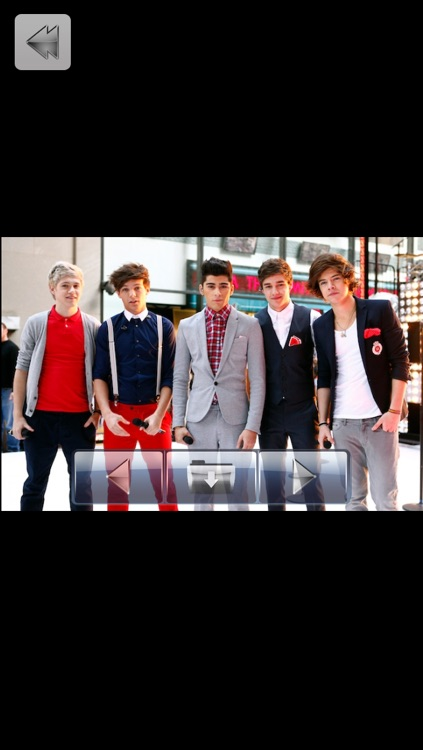 Wallpapers for One Direction screenshot-4