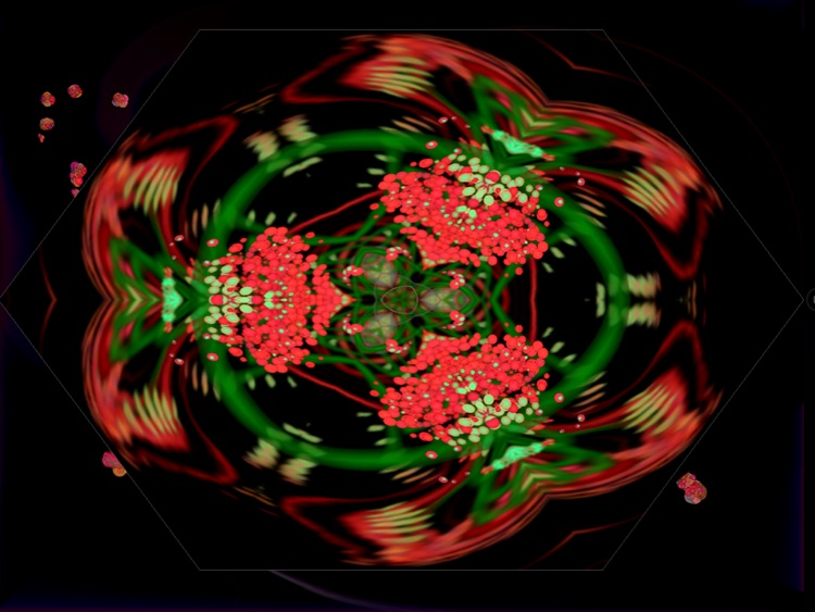 iBeams HD - Art Light Show and Music Visualizer screenshot-4