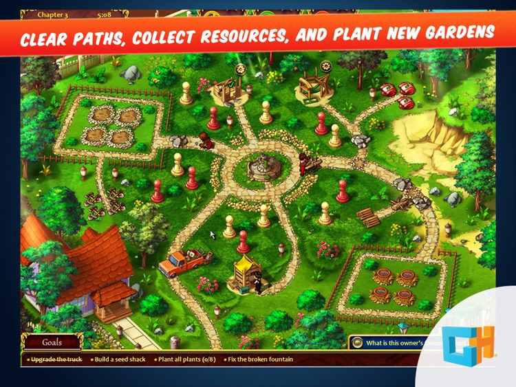 Gardens Inc. - From Rakes to Riches HD: A Gardening Time Management ...