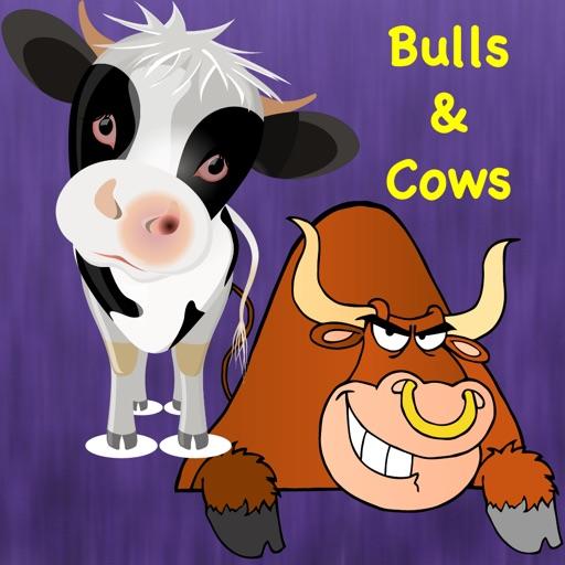 вдохновителя - бесплатный коров и быков взлом кодов слов игры (Free Bulls and Cows Code Breaking Words Games)