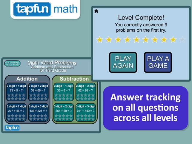 Math Word Problems - Addition and Subtraction for Year 2 & 3 on the ...