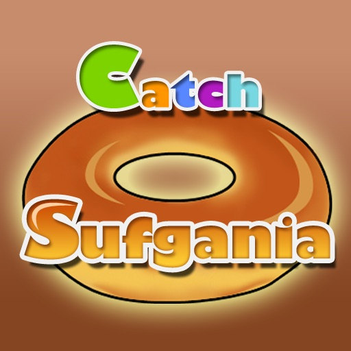 Catch the Sufgania - Donut Game Lite