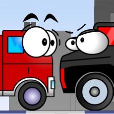 Activities of Cars Duty Cartoon