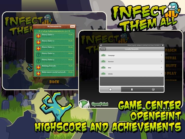 Infect Them All HD screenshot-4