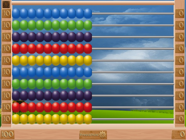 Abacus in Augmented Reality