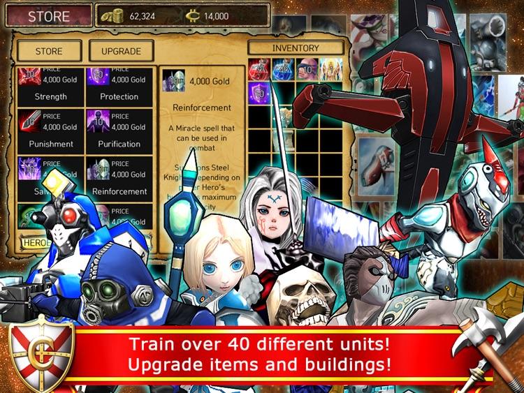 Celestials AOS for iPad