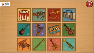 Kids Games - Music Puzzle (4 Pieces) 2+ screenshot three