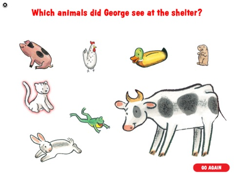 Curious George And The Puppies Multi Touch Edition By H A Rey On