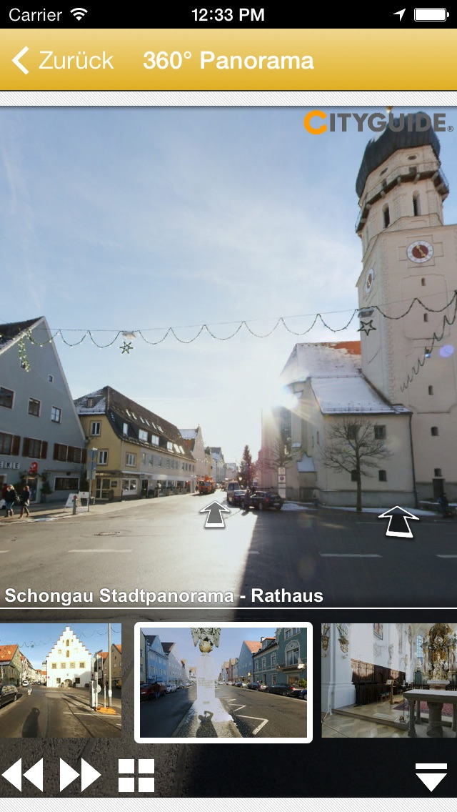 SchongauScreenshot von 5