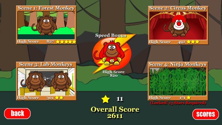 Mad Monkey : Best Arcade Kid Game (Kids Games+ Retro Arcade = Fun)