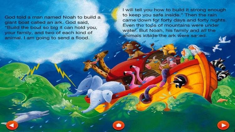 First bible stories screenshot-4