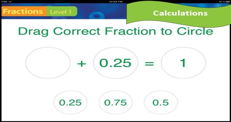 Fractions & Decimals - Teachers App screenshot-3