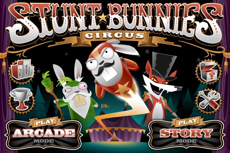Stunt Bunnies Circus screenshot-0