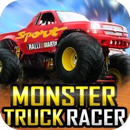 Monster Truck Racer ( 3D Racing Games )