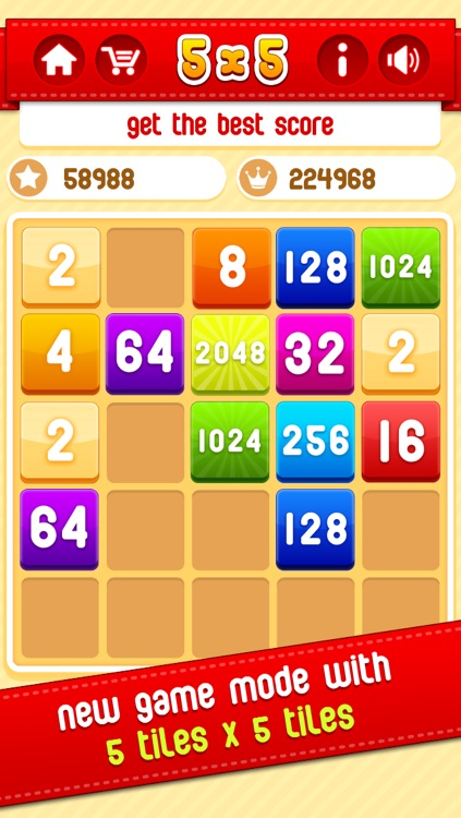 2048 plus - New Version - Challenge Edition screenshot-4